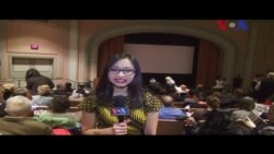 Riri Riza dan Pemutaran Film 'Sokola Rimba' di Washington DC - VOA untuk Indonesia Banged