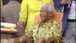 全世界悼念英雄人物曼德拉