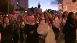 ان اسرائیلی اور فلسطینی خواتین کو صرف امن چاہیے