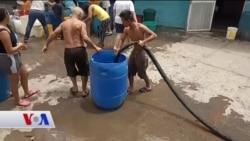 Venezuela Sadece Petrol Değil Su Zengini Ancak Halk İkisini de Bulamıyor