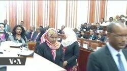 Abiy Ahmed aliteua mawaziri 20 katika baraza jipya la mawaziri na kumi ya hao ni wanawake
