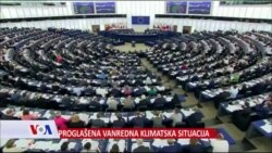 Evropski parlament proglasio vanrednu klimatsku situaciju