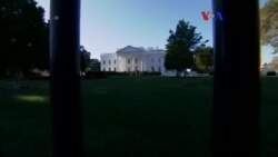 Beyaz Saray'da Güvenlik Arttırıldı