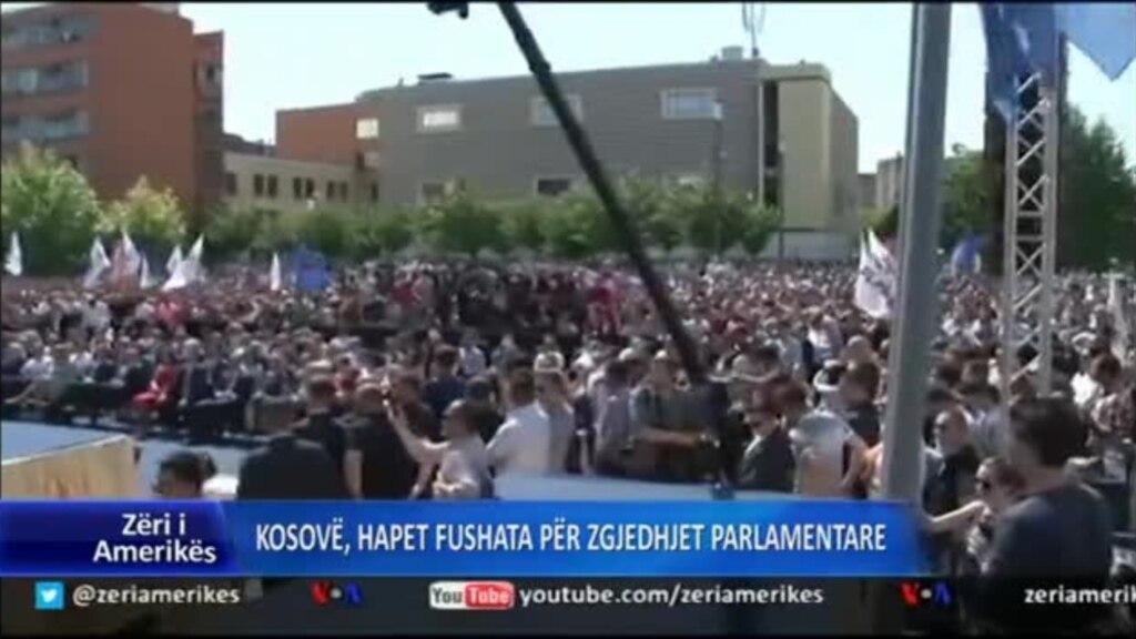 Billedresultat for Kosovë, Hapet fushata elektorale