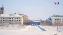 Rusiyanın şimalında tənha qalmış Vorkuta şəhəri