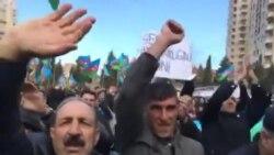 """Cəmil Həsənli çıxış edir:"""" Talana, soyğunçluğa, yalana, ədalətsizliyə, dinsizliyə son deməlidir """""""