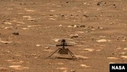 Гелікоптер НАСА «Геніальність»