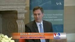 Двері Євросоюзу залишаються відкритими - депутат Європарламенту Девід Макаллістер