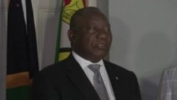 Apartheid, Land Crisis Top on Agenda of New South Africa President