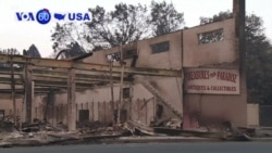 VOA60 America - Forecasters Warn Dry, Windy Conditions Could Fuel California Fires