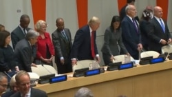 Trump apoya reformas a la ONU