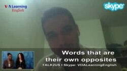 TALK2US: Confusing Words in English