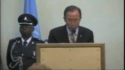 ديدار دبیر کل سازمان ملل از ۴ کشورغرب آفریقا