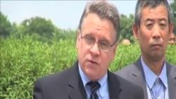 美國兩黨議員呼籲中國釋放陳克貴