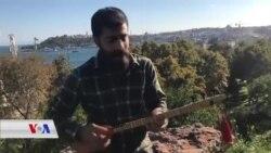 Çîroka Hunermendê Kurd Ciwan Boluz