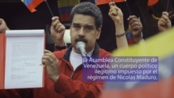 Punto de Vista: Venezuela's Illegitimate Constitutional Assembly