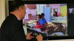 美国万花筒:林元清携刀送爱到尼泊尔