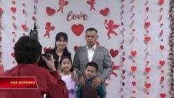 Valentine của người Việt ở Mỹ