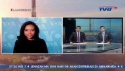 Laporan Langsung VOA untuk TVRI: Penghormatan Terakhir bagi George HW Bush