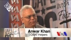 Cafe DC: Anwar Khan, CEO, OBAT Helpers