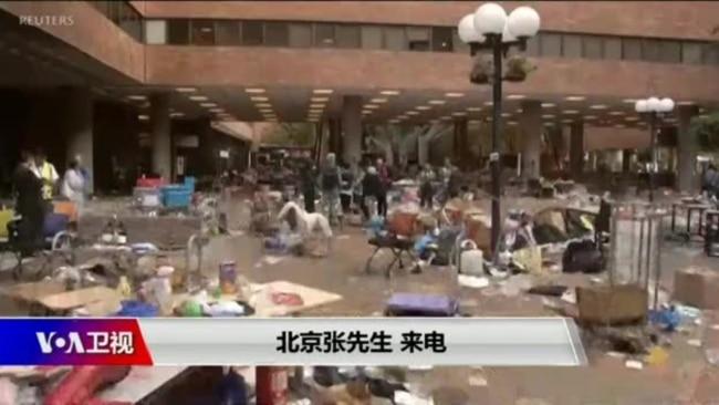 时事大家谈:校园浴血,警民对峙,香港理大陷人道危机?