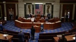 美国众议院启动对特朗普总统的二度弹劾