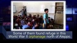 Học từ vựng qua bản tin ngắn: Orphan (VOA)