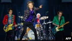 Kelompok pemusik Inggris Rolling Stones