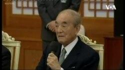 日本前首相中曾根康弘病逝 兩岸反應迅速 (粵語)