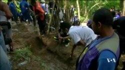 ศพเหยื่อค้ามนุษย์ชาว 'โรฮิงจะ' สะท้อนความรุนแรงปัญหาค้ามนุษย์ในไทย