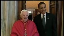 教宗本篤16世將於2月28日辭職