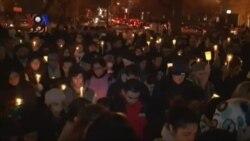 کہانی پاکستانی - DC Vigil for Peshawar