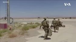 ABŞ Əfqanıstandakı hərbi qüvvələrini ölkədən çıxarır