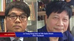 Ân xá Quốc tế lên tiếng vụ Việt Nam bắt giam 2 ứng cử viên độc lập