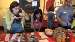 Local Food Enthusiasts Barter Delicacies and Building Community