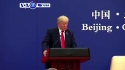 VOA60 America - Trump Touts Excellent Progress in Talks With Xi
