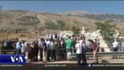 Nderimi i dëshmorëve nacionalistë në Gjirokastër
