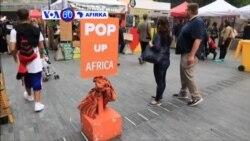 VOA60 AFIRKA: UK An Fara Bikin Al'Adun Afirka a London Inda Akwai Tattaunawa, da Tarurrukan Karawa Juna Ilimi