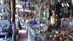 هرات کې د لرغونو شیانو بازار