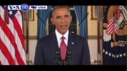 TT Obama đề xuất chiến dịch chống nhóm Nhà nước Hồi giáo