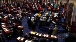Сенатор Маккейн завадив тривалим планам однопартійців знищити чинну систему охорони здоров'я «Обамакейр». Відео
