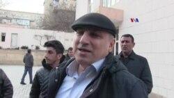 Mehman Hüseynov məhkəmə heyətinə etiraz edib