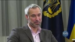 Рябошапка прокоментував звільнення прокурора. Відео