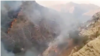 آتشی که به جان جنگلهای زاگرس افتاده، این بار از کوه نارک گچساران زبانه کشید