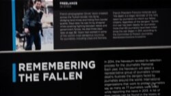 Newseum Salutes Journalists Who Died Covering the News in 2013