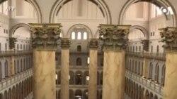 NO COMMENT - Նոր ինստալացիա Վաշինգտոնի Շինությունների ազգային թանգարանում