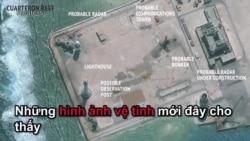 Thách thức Mỹ, Trung Quốc tiếp tục 'quân sự hoá' đảo nhân tạo trên Biển Đông?