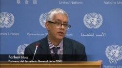 Vocero Sec. Gral. ONU sobre legislador arrestado en Venezuela