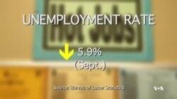 بهبود سریع اقتصادی و رونق بازار کار در آمریکا