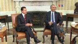 Se afianzan lazos entre EE.UU. y México
